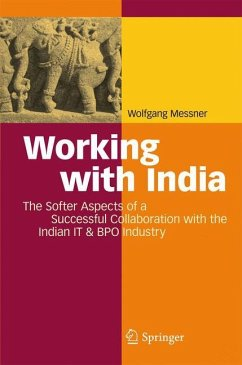 Working with India - Messner, Wolfgang