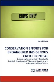 Conservation Efforts For Endangered Indigenous Cattle In Nepal - Kumud Dhakal