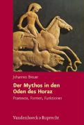 Der Mythos in den Oden des Horaz
