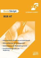 BasisSkript BGB AT