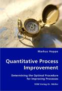 Quantitative Process Improvement - Hoppe, Markus