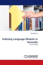 Indexing Language Module in Kannada